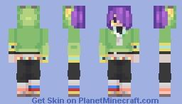 Byte :D Minecraft Skin
