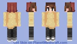 𝒴𝑜𝓊𝓇 𝒩𝑒𝓌 𝐵𝑜𝓎𝒻𝓇𝒾𝑒𝓃𝒹 :- 𝔊𝔦𝔰𝔢𝔦 Minecraft Skin
