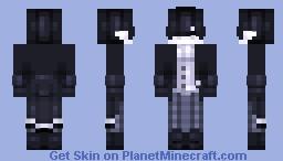 Cicero Fletcher Minecraft Skin