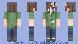 𝒪𝒽 𝓂𝓎 𝑔𝑜𝒹, 𝐼 𝓁𝑜𝓋𝑒 𝒷𝑒𝑒𝓈! :- 𝔊𝔦𝔰𝔢𝔦 Minecraft Skin