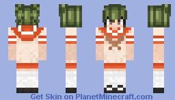 Natsumi Kimiyoshi Minecraft Skin