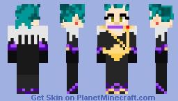Reginn: Bearing Hope Minecraft Skin