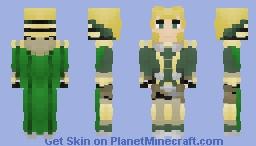 Loki Laufeyson | Marvel Comics (Custom) Minecraft Skin