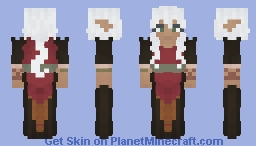 [LoTC] Stay At Home Mom Minecraft Skin