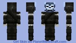 The Blue Spirit - Avatar Minecraft Skin