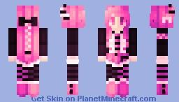 | Magical Idol | ~* Marma *~ OC Minecraft Skin
