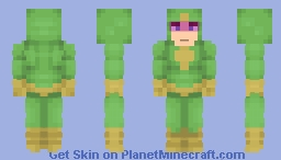 Kite Man   DC Comics Minecraft Skin