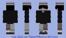 Classy Minecraft Skin