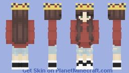 Burger Queen Minecraft Skin
