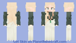 [LOTC][COMMISSION] That's one high elf Minecraft Skin
