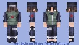 Genma Shiranui | Naruto Minecraft Skin