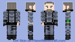 Mysterio (Mo-Cap Suit) | MCU Minecraft Skin