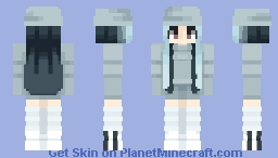 ~✿~ LISA INSPIRED OUTFIT Minecraft Skin
