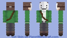 [ Dream ] Minecraft Skin