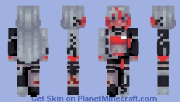[Kari] Kira || PMC Contest Entry Minecraft Skin