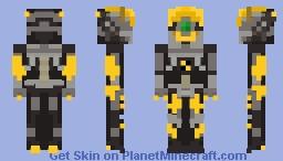 Fl4k From Borderlands 3 Minecraft Skin