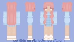 Constant Rambling Minecraft Skin