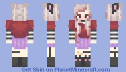 dont ask- Minecraft Skin