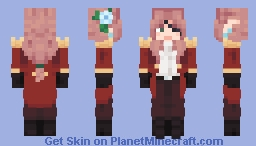 Pirate Minecraft Skin