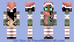 my sister's mc skin Minecraft Skin