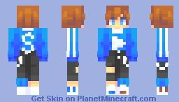 kill all your friends Minecraft Skin