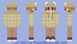 froggo time Minecraft Skin