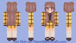 Red velvet seulgi Minecraft Skin