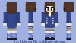 Veronica  Sawyer Minecraft Skin