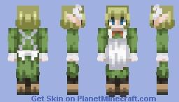 Ryuu Lion Minecraft Skin