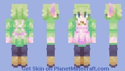 + Ryuu Lion - RQ + Minecraft Skin