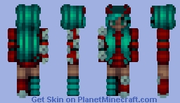 x~ seas of hell ~x RCE Minecraft Skin