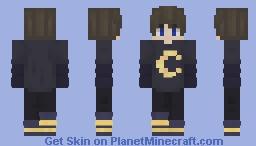 pajama boi Minecraft Skin