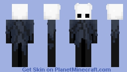 Hollow Knight / The Knight Minecraft Skin