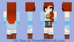 Lucky -Updated Minecraft Skin