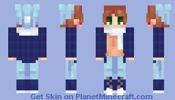 ✨Winter Style ✨ Minecraft Skin