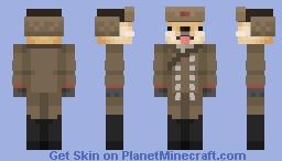 War Doge Minecraft Skin
