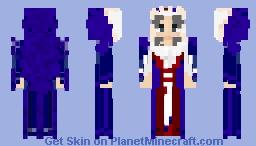 Regina Caeli Minecraft Skin