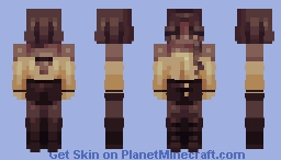 .;* she looks fancy i guess *;. Minecraft Skin