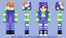 𝙲𝚘𝚖𝚏𝚘𝚛𝚝 𝚉𝚘𝚗𝚎 Minecraft Skin