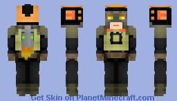 The Great Machine | Ex Machina Minecraft Skin