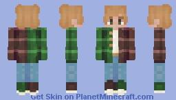 no phone call, didn't write Minecraft Skin