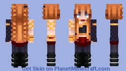 🌱 Niiva Agnevine || OC 🌱 Minecraft Skin