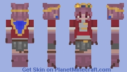 Techno - Chan Minecraft Skin
