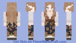 Trad elf Minecraft Skin
