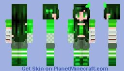 Normal is boring (RQ) Minecraft Skin