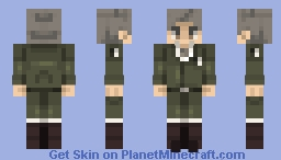 Connie Springer Minecraft Skin