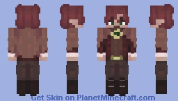 what say you Minecraft Skin