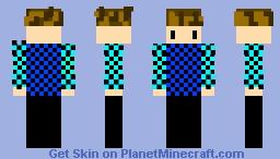CheckerBoarder Minecraft Skin