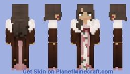 [LOTC] 𝓜𝓻𝓼. 𝓞𝓻𝓵𝓸𝓿 Minecraft Skin
