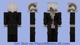 Anarchist v3 Minecraft Skin